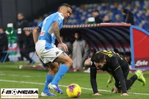 Đội hình Inter Milan vs Napoli 2h45 ngày 29/7