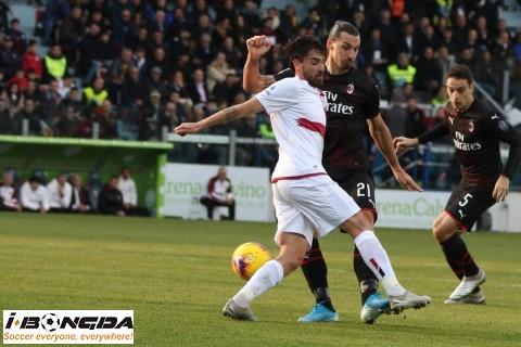 Bóng đá - Cagliari vs AC Milan 19/01/2021 02h45