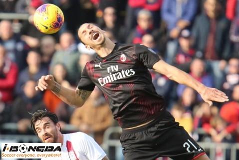 Đội hình AC Milan vs Cagliari 1h45 ngày 2/8