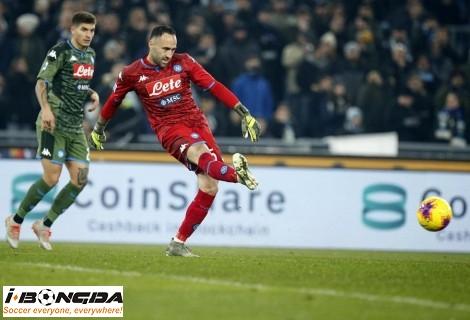 Đội hình Napoli vs Lazio 1h45 ngày 2/8