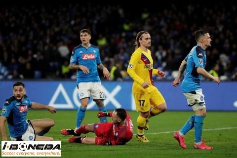 Đội hình Barcelona vs Napoli 2h ngày 9/8