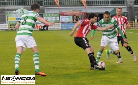 Nhận định dự đoán Shamrock Rovers vs Derry City 1h45 ngày 17/10