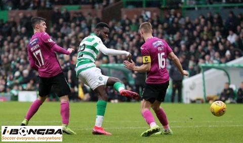 Đội hình St. Mirren vs Celtic 0h ngày 13/8