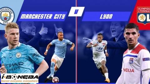 Phân tích Manchester City vs Lyon 2h ngày 16/8