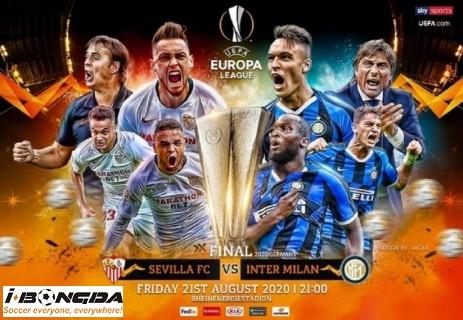 Bóng đá - Sevilla vs Inter Milan 2h ngày 22/8