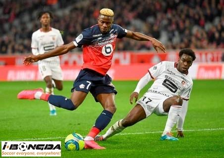 Bóng đá - Lille OSC vs Stade Rennais FC 2h ngày 23/8