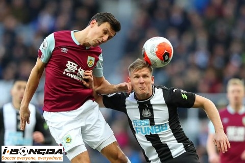 Đội hình Burnley vs Newcastle United 18h ngày 11/4