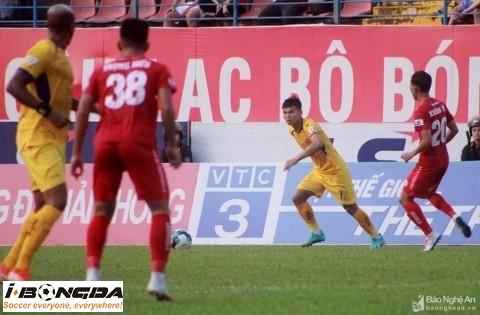Phân tích Sông Lam Nghệ An vs Hải Phòng 17h ngày 16/10