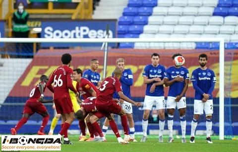 Đội hình Everton vs Liverpool 18h30 ngày 17/10