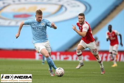 Manchester City vs Arsenal 23h30 ngày 17/10