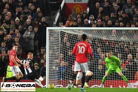 Đội hình Newcastle United vs Manchester United 2h ngày 18/10