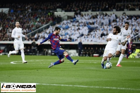 Phân tích Real Madrid vs Barcelona 2h ngày 11/4