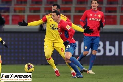 CSKA Moscow vs Arsenal Tula 23h ngày 26/10