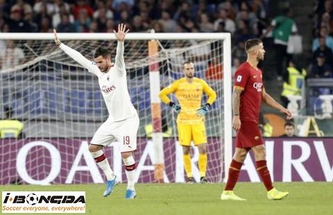 Đội hình AC Milan vs AS Roma 2h45 ngày 27/10