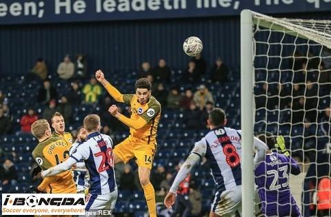 Nhận định dự đoán Brighton & Hove Albion vs West Bromwich 0h30 ngày 27/10