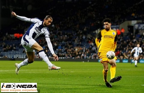 Phân tích Brighton & Hove Albion vs West Bromwich 0h30 ngày 27/10