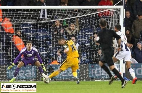 Đội hình Brighton & Hove Albion vs West Bromwich 0h30 ngày 27/10