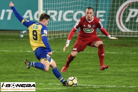 Bóng đá - Sochaux vs Amiens 2h45 ngày 27/10
