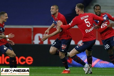 Lille OSC vs Celtic 0h55 ngày 30/10