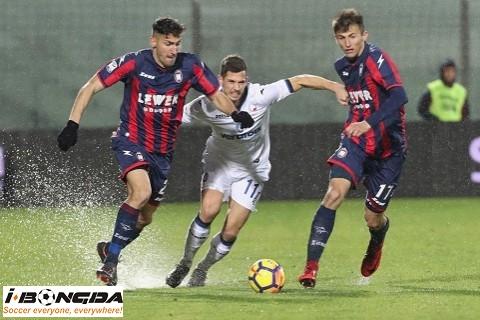 Crotone vs Atalanta 21h ngày 31/10