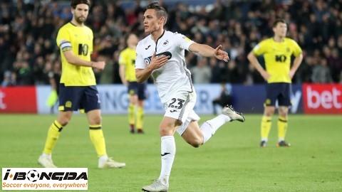 Bóng đá - Swansea City vs Blackburn Rovers 22h ngày 31/10
