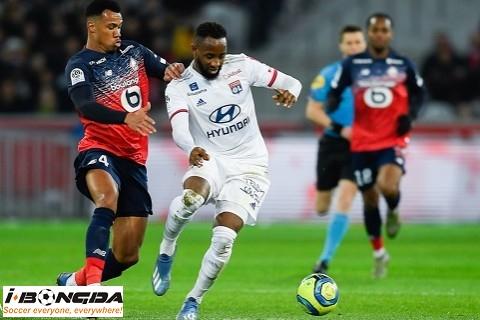 Đội hình Lille OSC vs Lyon 3h ngày 2/11
