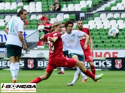 Koln vs Werder Bremen 21h30 ngày 7/3
