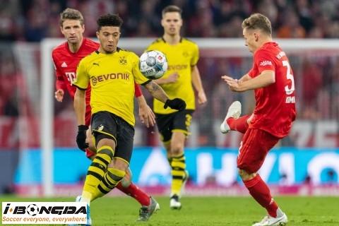Đội hình Borussia Dortmund vs Bayern Munich 0h30 ngày 8/11