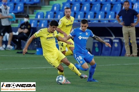 Đội hình Villarreal vs Getafe 21h15 ngày 2/5