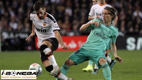 Đội hình Valencia vs Real Madrid 3h ngày 9/11