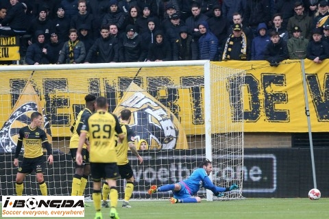 Bóng đá - MVV Maastricht vs Roda JC Kerkrade 30/10/2021 01h00