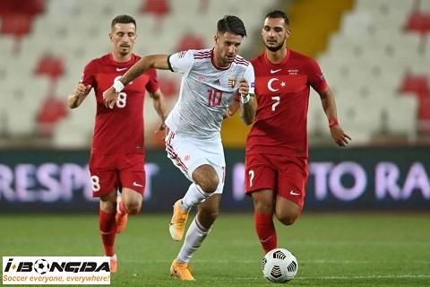 Hungary vs Thổ Nhĩ Kỳ 2h45 ngày 19/11