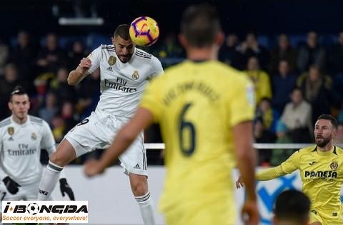 Đội hình Villarreal vs Real Madrid 22h15 ngày 21/11