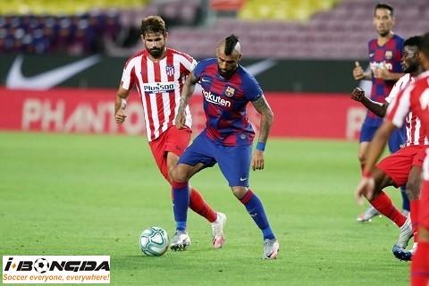 Đội hình Atletico Madrid vs Barcelona 3h ngày 22/11