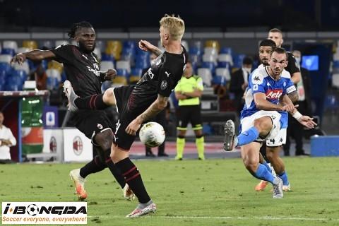 Phân tích Napoli vs AC Milan 2h45 ngày 23/11
