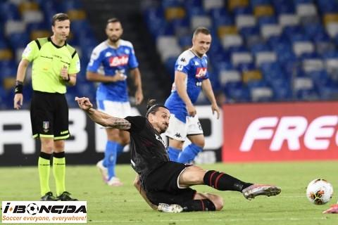 Đội hình Napoli vs AC Milan 2h45 ngày 23/11