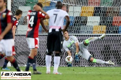 Đội hình Udinese vs Genoa 0h ngày 23/11