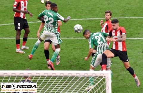 Bóng đá - Real Betis vs Athletic Bilbao 3h ngày 5/2