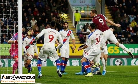 Đội hình Burnley vs Crystal Palace 0h30 ngày 24/11