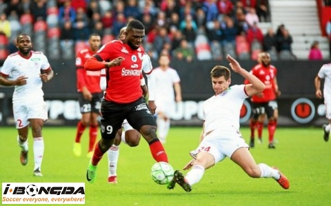 Bóng đá - Guingamp vs Ajaccio 0h ngày 29/8