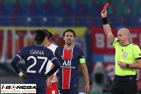 Đội hình Paris Saint Germain vs RB Leipzig 3h ngày 25/11