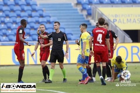 Bóng đá - CD Mirandes vs Las Palmas 0h15 ngày 1/2
