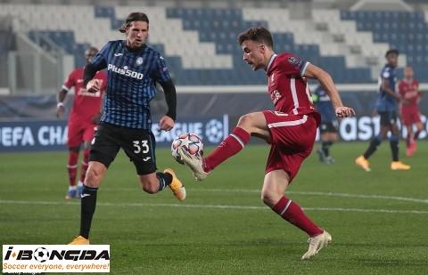 Nhận định dự đoán Liverpool vs Atalanta 3h ngày 26/11