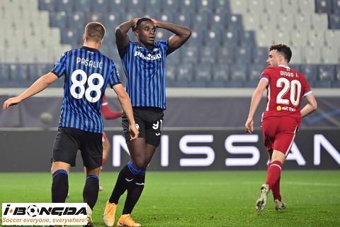 Đội hình Liverpool vs Atalanta 3h ngày 26/11