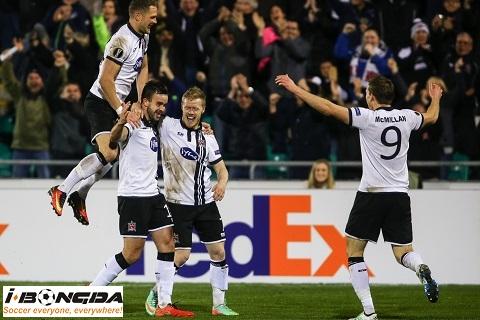 Dundalk vs Rapid Wien 3h ngày 27/11