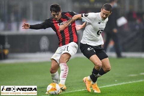 Phân tích Lille OSC vs AC Milan 0h55 ngày 27/11