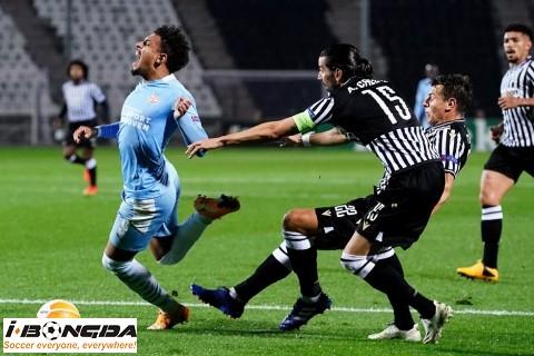 PSV Eindhoven vs PAOK Saloniki 3h ngày 27/11