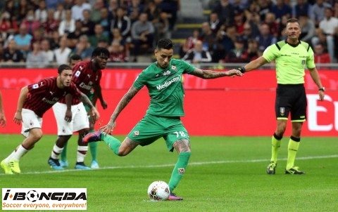 Đội hình AC Milan vs Fiorentina 21h ngày 29/11