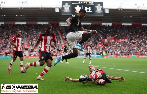 Đội hình Southampton vs Manchester United 21h ngày 29/11