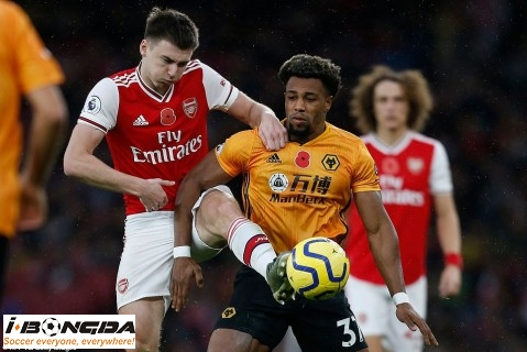 Đội hình Arsenal vs Wolves 2h15 ngày 30/11